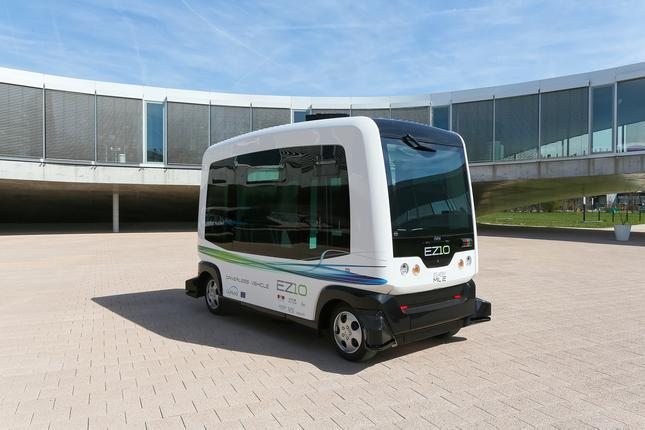 Driverless shuttles coming to East Bay to be tested