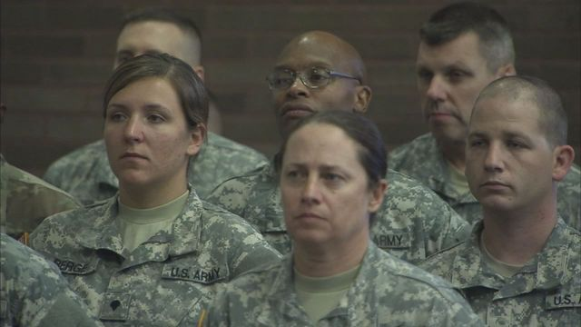 Southfield-based soldiers deploy for Afghanistan.