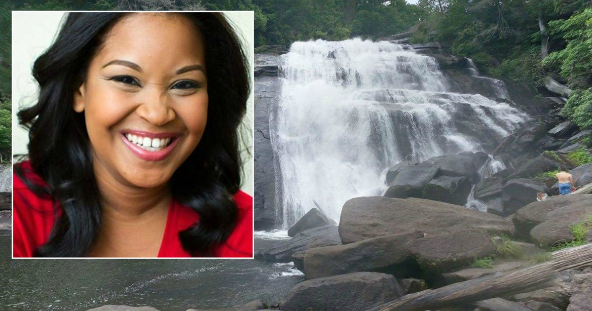 Ga. news anchor dies the day before her birthday after falling from peak of N.C. waterfall