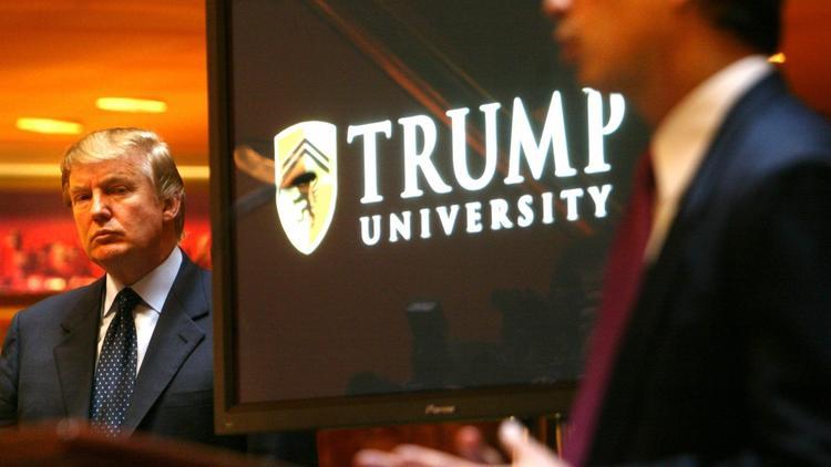 Case against Trump University should move forward, judge rules