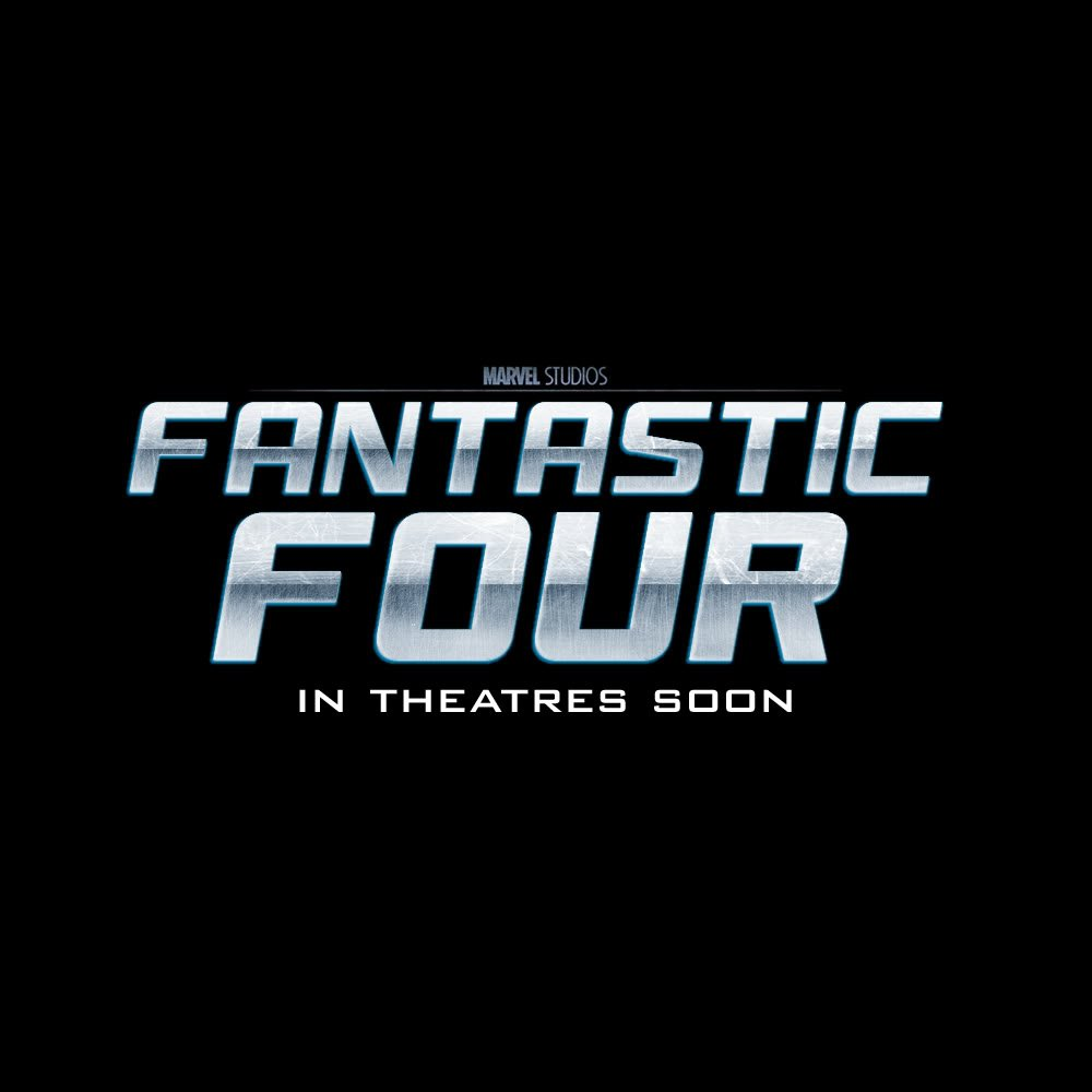 Marvel Studios: [Fanmade] A Marvel Studios' Fantastic Four Logo; What Do