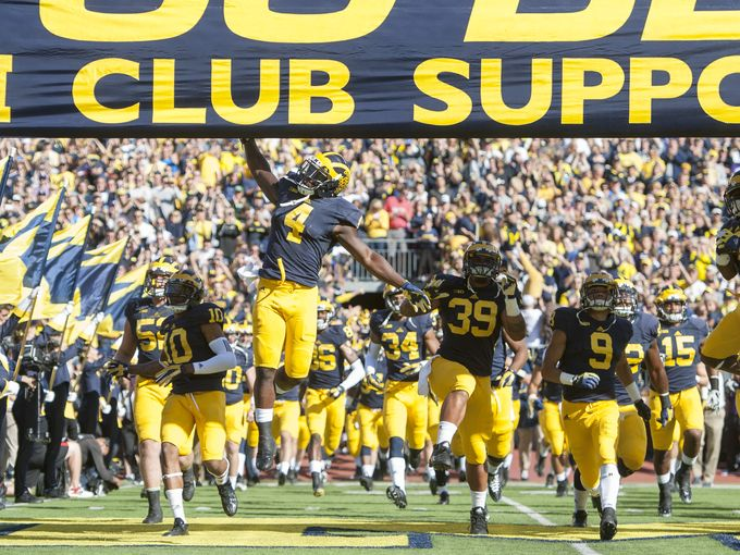 Players to watch on Michigan's 2016 schedule