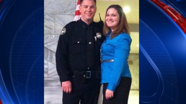 Atlanta officer donates kidney to save his wife