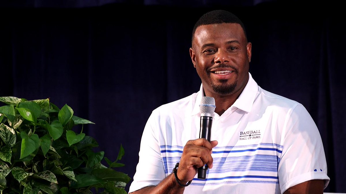 Ken Griffey Jr. to lobby for Edgar Martinez's induction in Hall of Fame speech. @ryandivish