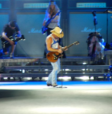 Kenny Chesney & Miranda Lambert at CenturyLink k5summer
