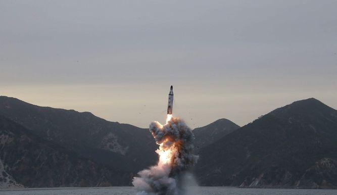 Missile Nord Corea provoca allarme in Giappone