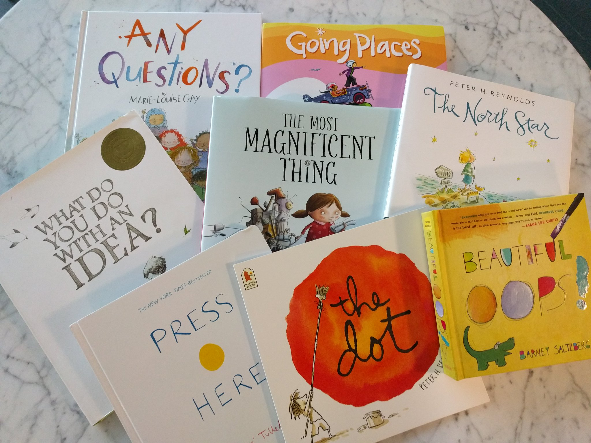 Storybooks I use to drive students creativity https://t.co/uFAzQdnoTg #aussieED https://t.co/sD0BSCKXDw