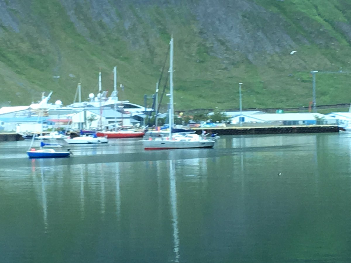 Boreal in Isafjordur