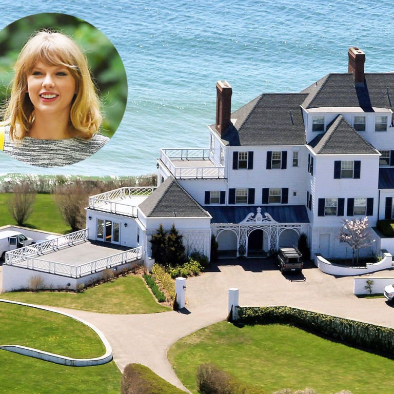 10 Surprising Facts About Taylor Swift's Rhode Island