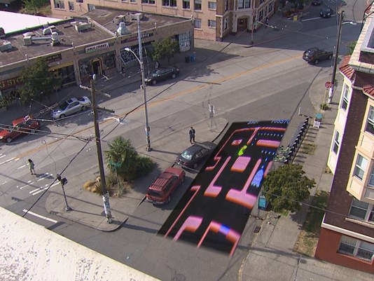 Will you go play? Seattle to turn street into