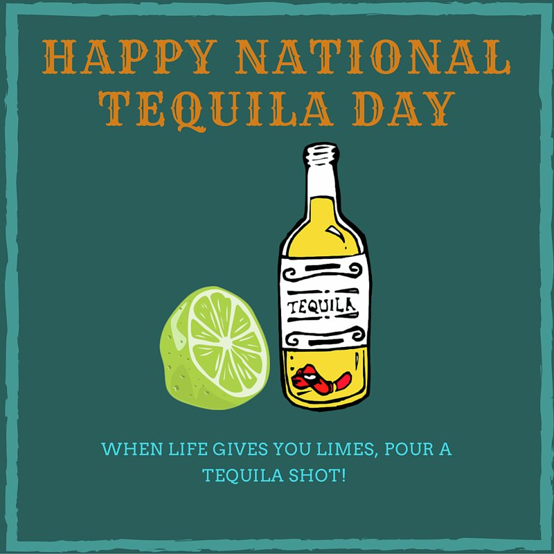 It's that wonderful time of the year! Come join the fun at #RoccosTacos for #NationalTequilaDay https://t.co/aMwOuXOC9M