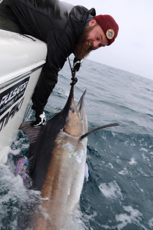 Exmouth, Aus - On Strike released a Black Marlin.