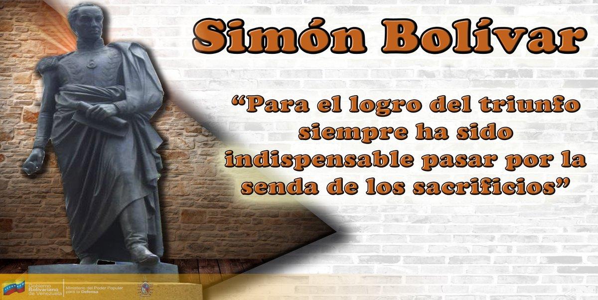 A 233 años del natalicio del Genio de Latinoamérica, Simón Bolívar. #LealAlLegadoDeBolivar https://t.co/VyIdLUcaZN