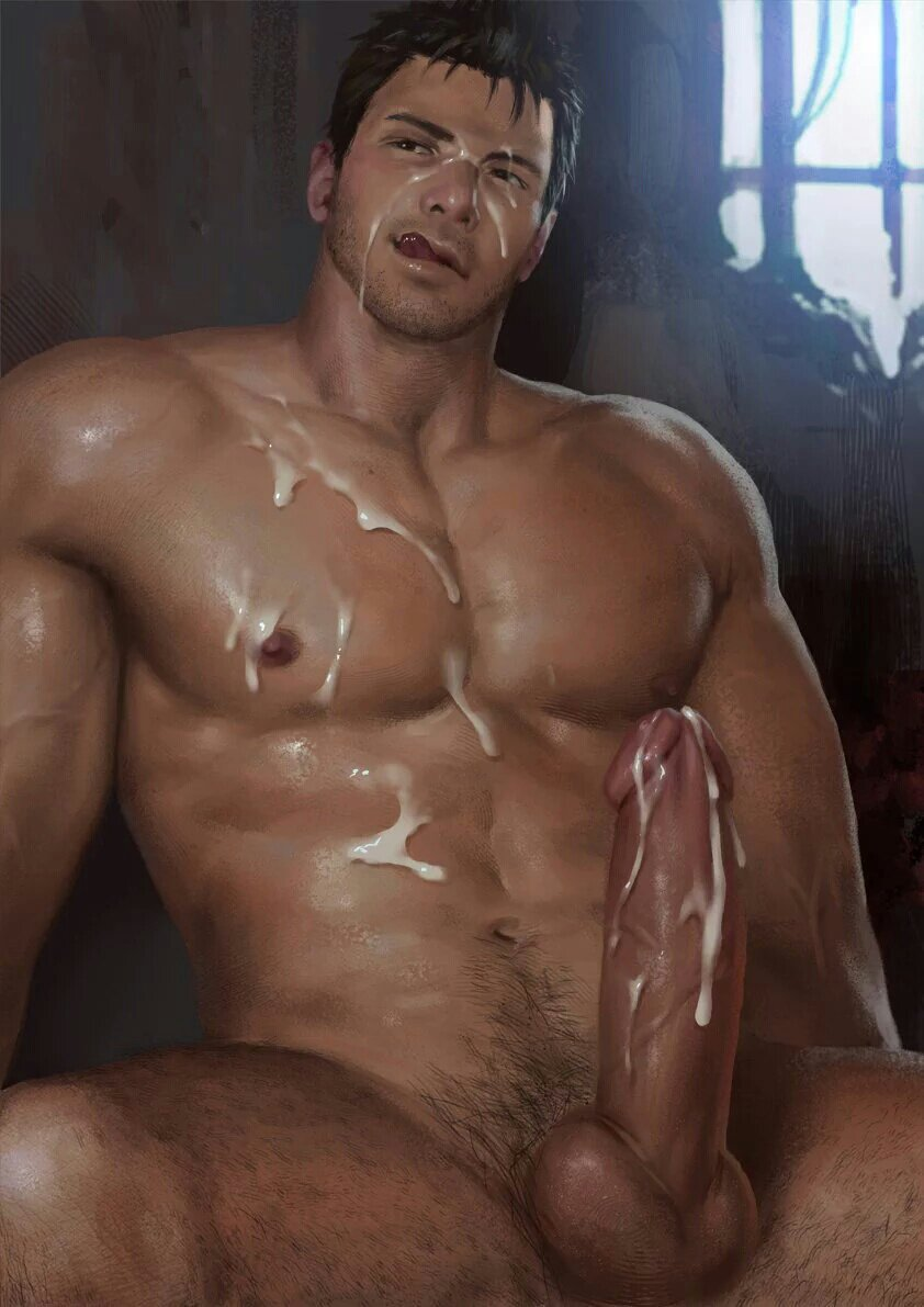 chris redfield nude porn