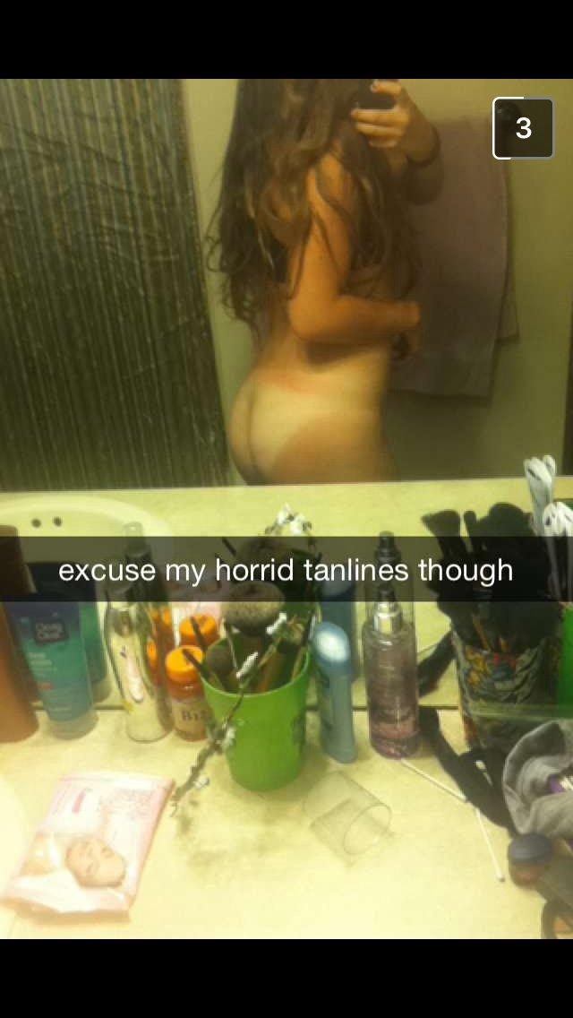 Nude Selfie 7309