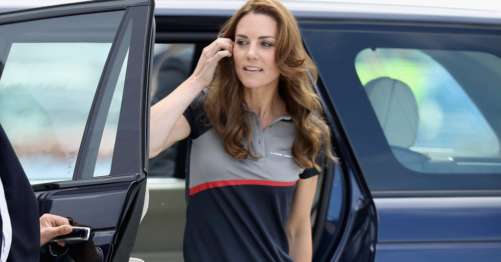 #KateMiddleton's winning outfit combo for a sporting event is . . . https://t.co/8ApE9CwiG9 https://t.co/vJSfIf95SZ