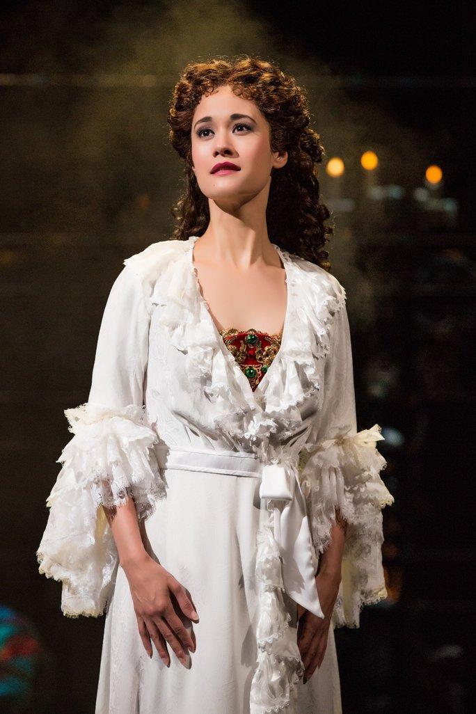 Meet @aliewoldt, the Broadway actress breaking boundaries in the Phantom of the Opera: https://t.co/oi5Hf3xcMO https://t.co/beRih93q8L