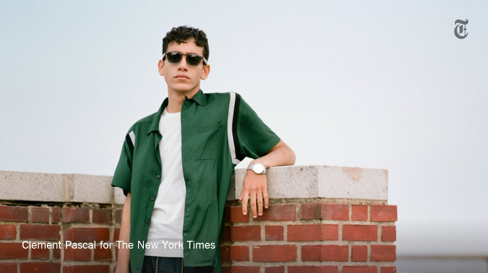 For men, the transition to shorts can be one of summer's greatest challenges https://t.co/d0vEhJpvgD https://t.co/fY78HhnCB7