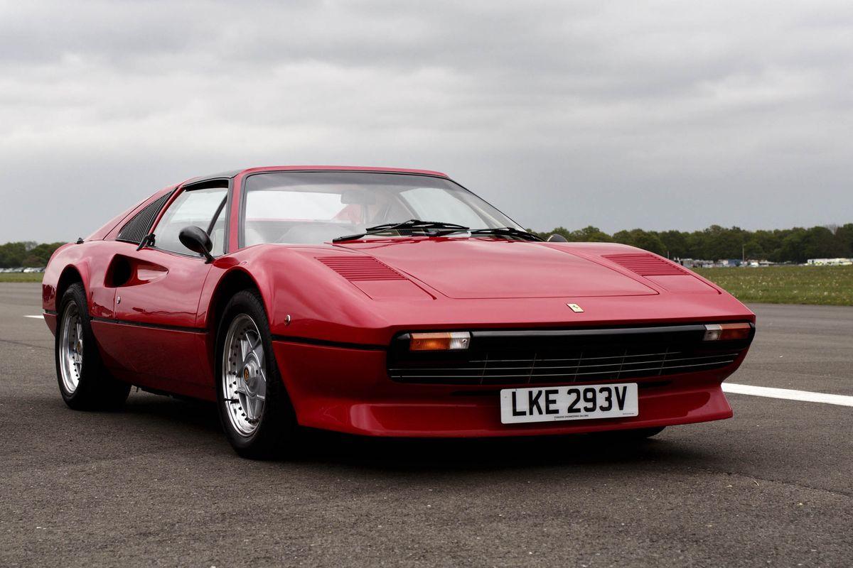 Magnum p.i.-era ferrraris are red-hot on the classic car market ...