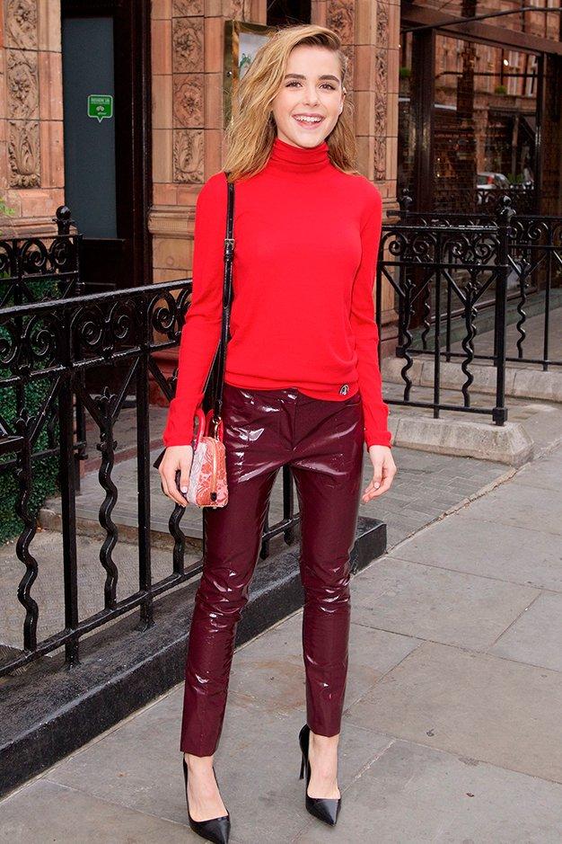 How to 'style down' vinyl trousers: https://t.co/eIHUubyLwR https://t.co/McSZ3FQNOJ