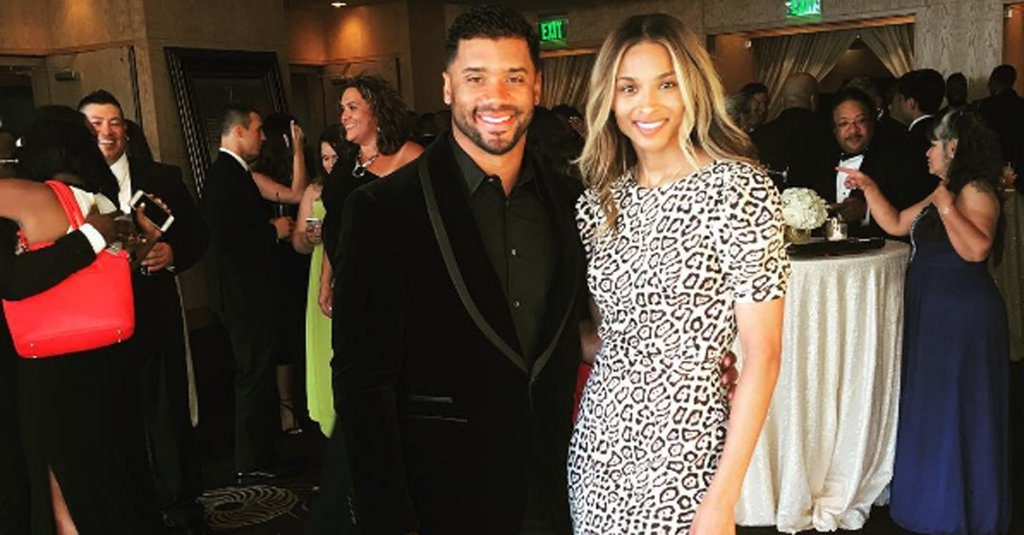 . @ciara's @givenchy leopard print dress was just lovely enough for a wedding https://t.co/ezGADsFBiL https://t.co/FuTKdvLNKx