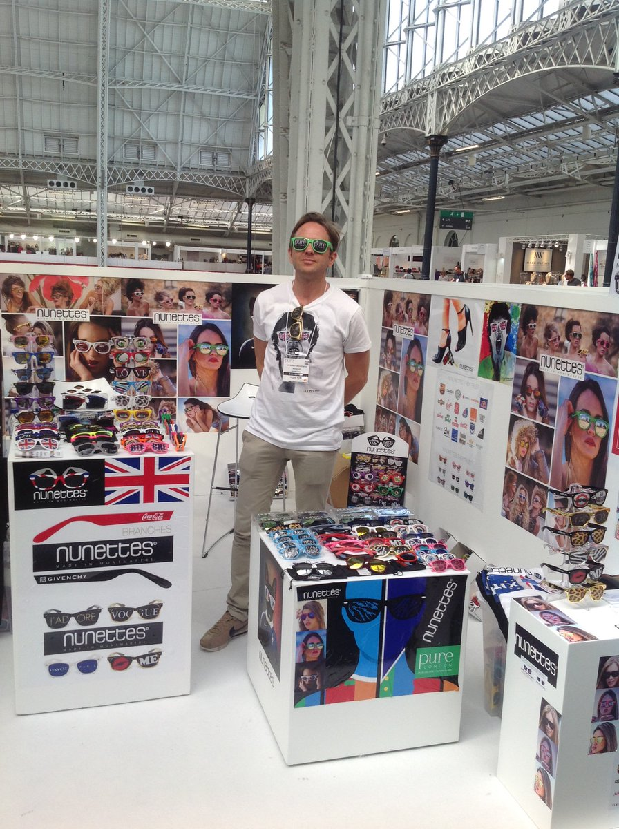 Loving @nunettes sunglasses collection