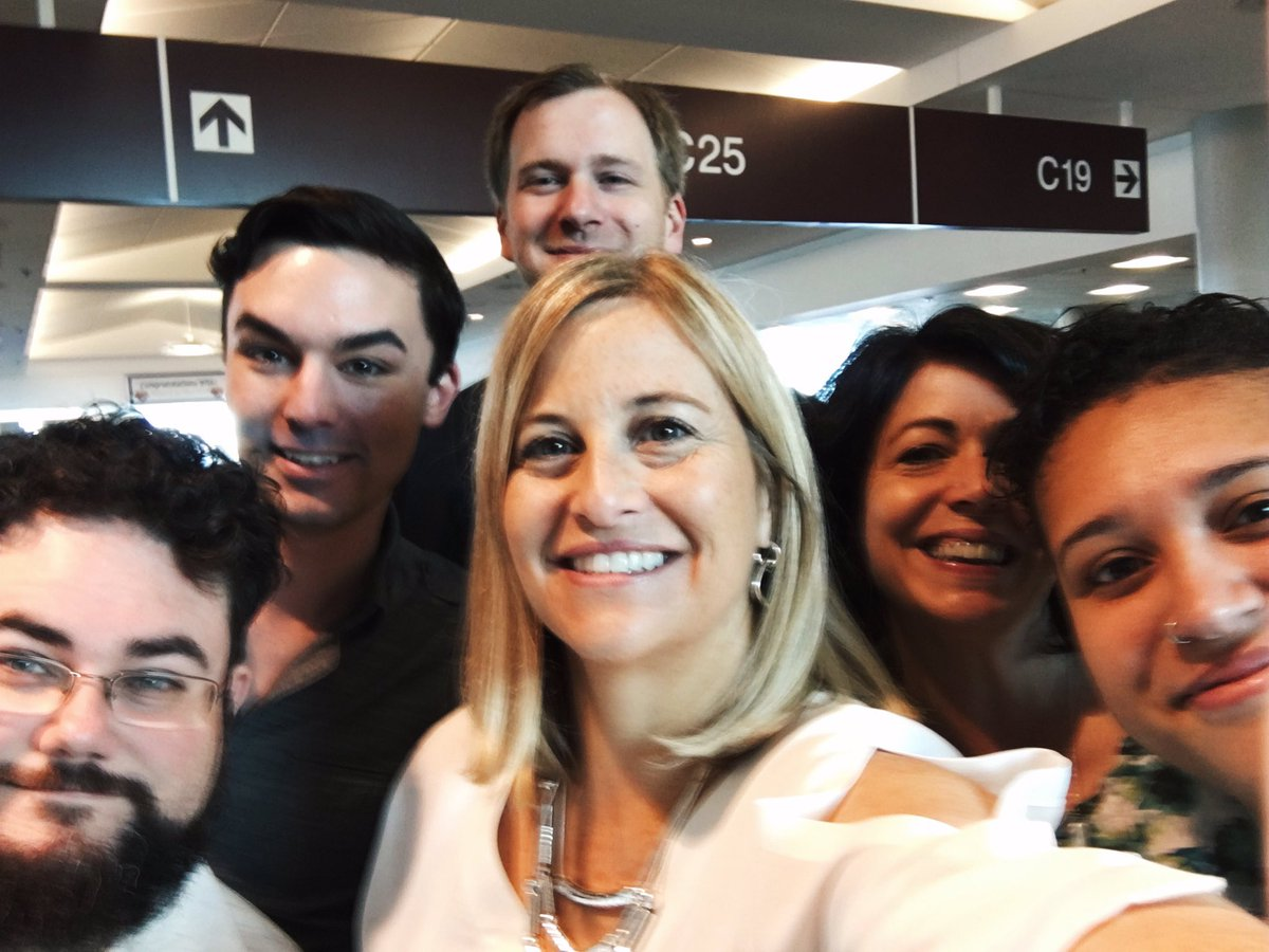 The TNDP and @MayorMeganBarry are officially Philly-bound! Convention 2016 here we come! https://t.co/JAuMUIKUyL