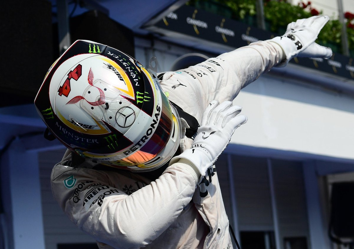 """SPORTbible on Twitter: """"Lewis Hamilton wins the Hungarian GP, he now leads the F1 championship.… """""""