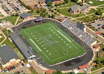 Ohio Stadiums On Twitter University Of Mount Union Mount Union Stadium Capacity 5 600