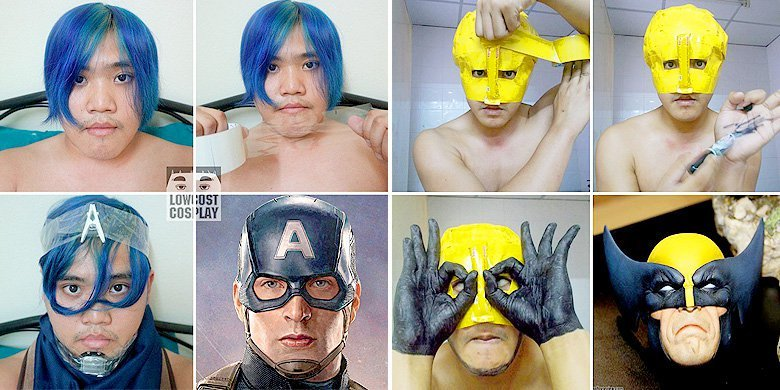 These Low Cost Cosplay Outfits Made From Random Household Objects Are Hilarious https://t.co/U83Yz7IkCn https://t.co/Wc1LNir3iR