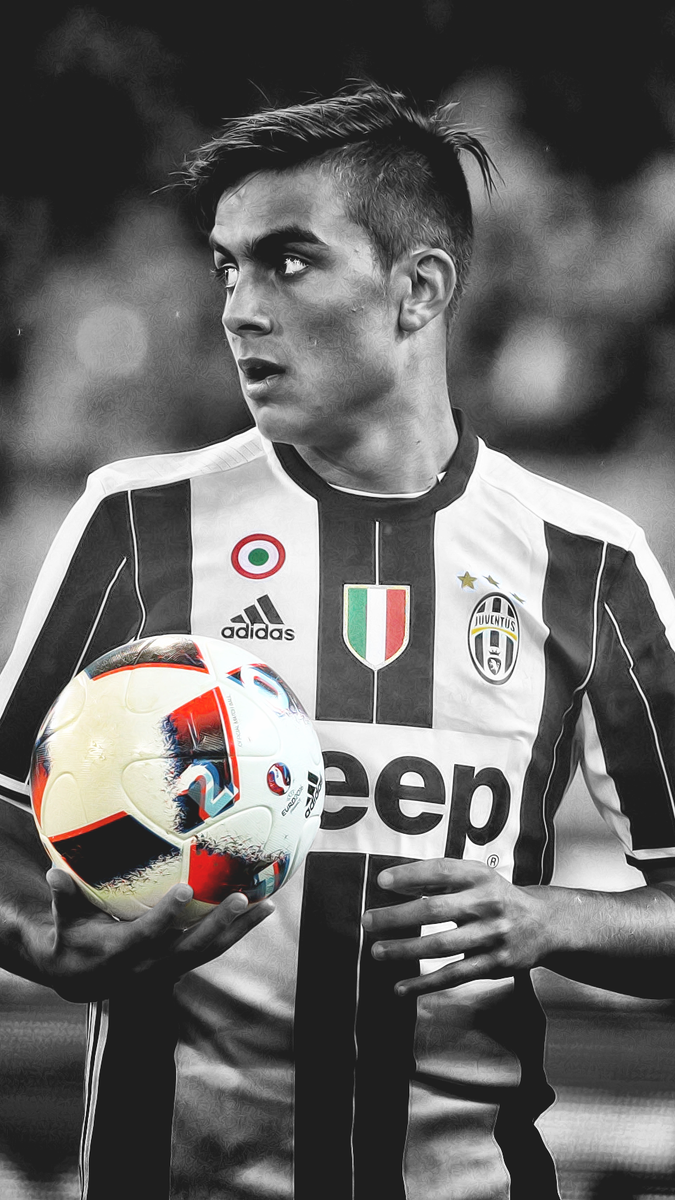 footy wallpapers on twitter paulo dybala iphone wallpaper rts