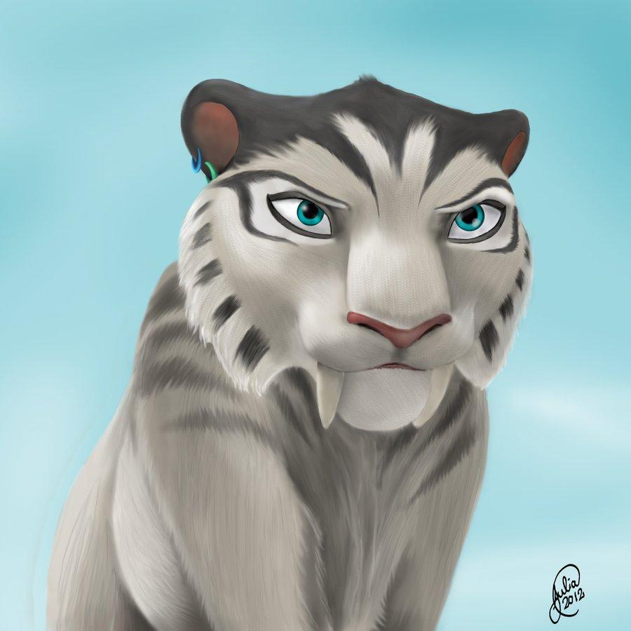Cynder On Twitter Sollte Ich Meinen Charakter Zu Shira Von Ice Age