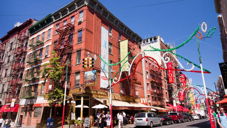 A full guide to exploring Little Italy in NYC