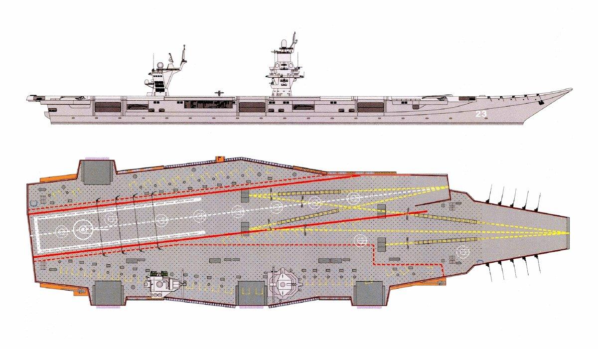 """حاملة الطائرات الروسيه النوويه المستقبليه  Shtorm """"  Project 23000E """" CoJRBZKWEAERFFi"""