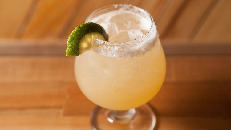 Do NationalTequilaDay right with one of the city's 12 best margaritas.