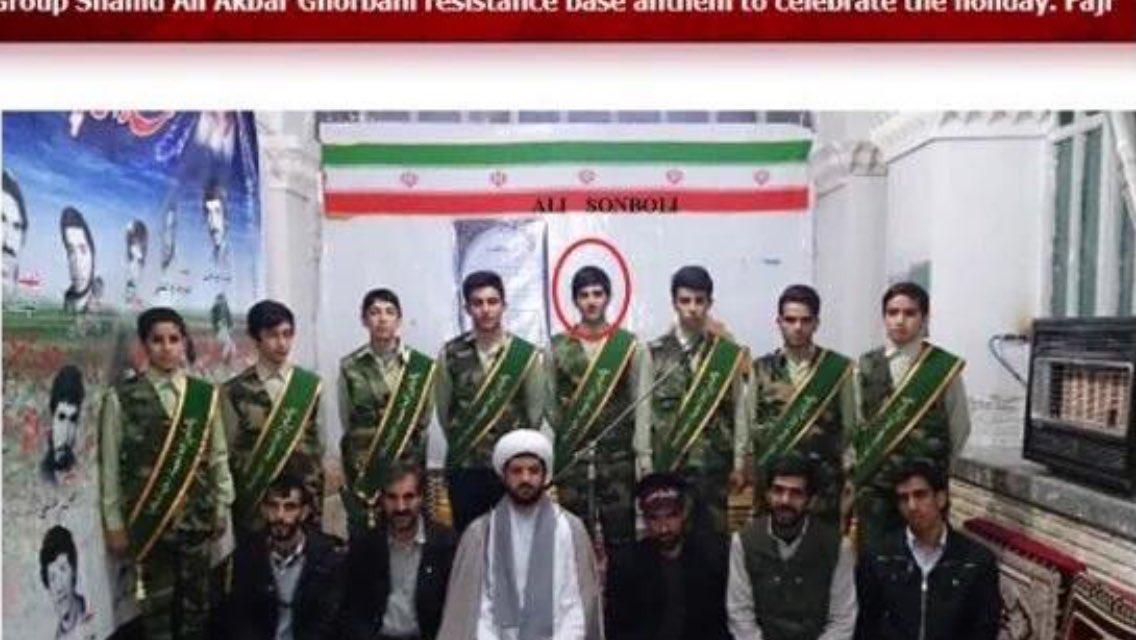 منفذ هجوم ميونخ من الحرس الثوري الايراني