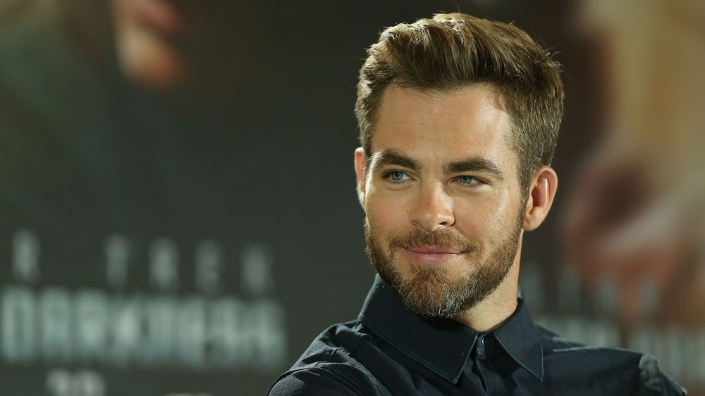 Image result for chris pine