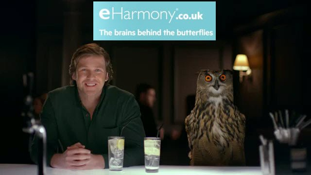 eharmony tv commercial 2014