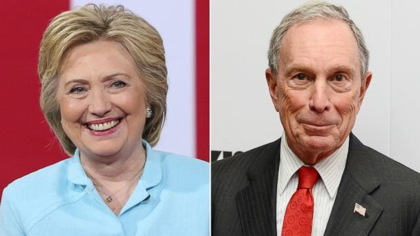 Former NYC mayor Michael Bloomberg to endorse Hillary Clinton in DNC speech
