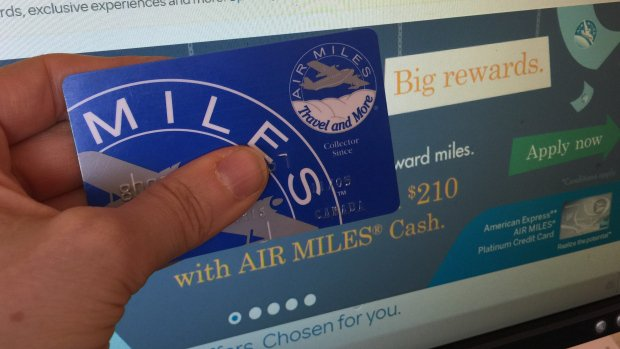 Air Miles customers say there are too few rewards for expiring points