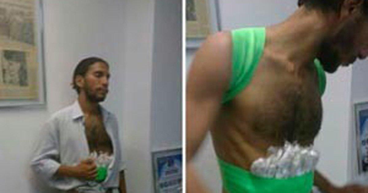 'Bomba' em corpo de candidato da OAB em Salvador era bala de gengibre https://t.co/9DuIYMssBp