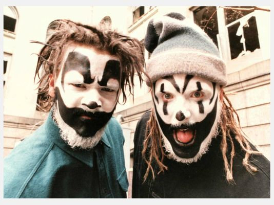 Insane Clown Posse plan 2017 march on Washington