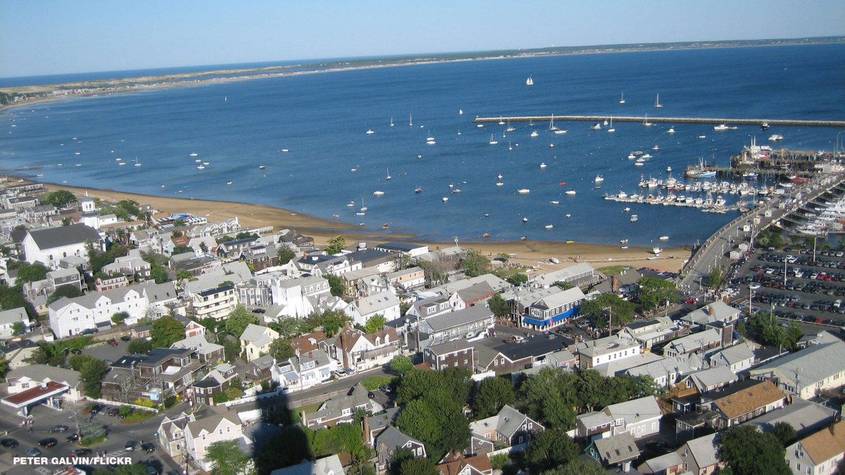 Provincetown voted 'America's Favorite Beach Town'