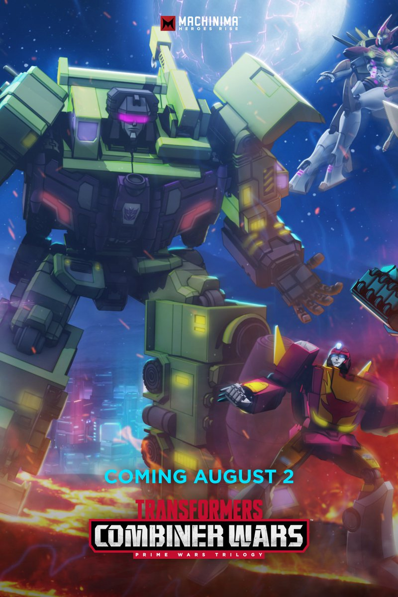see what kind of destruction devastator causes when transformers
