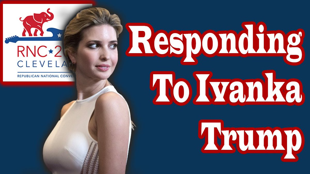 opinions ivanka trump speech reaction robbins