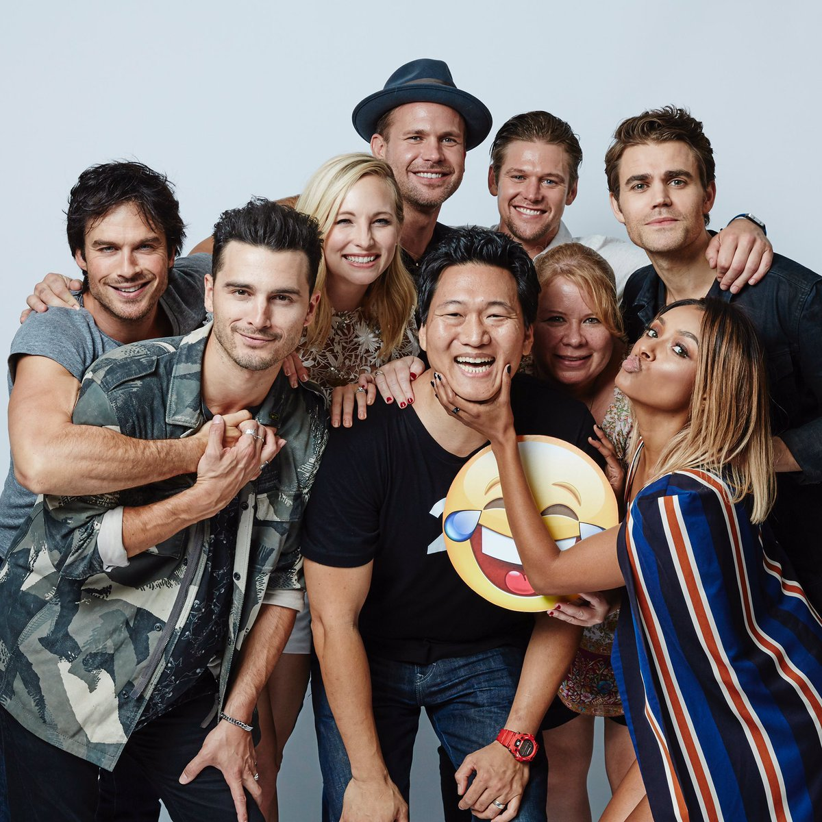 Had no idea I'd be so emotional yesterday, last #TVD #WBSDCC. Will miss this cast. #TVDForever @Raskindphoto https://t.co/AJRUB8b9KU