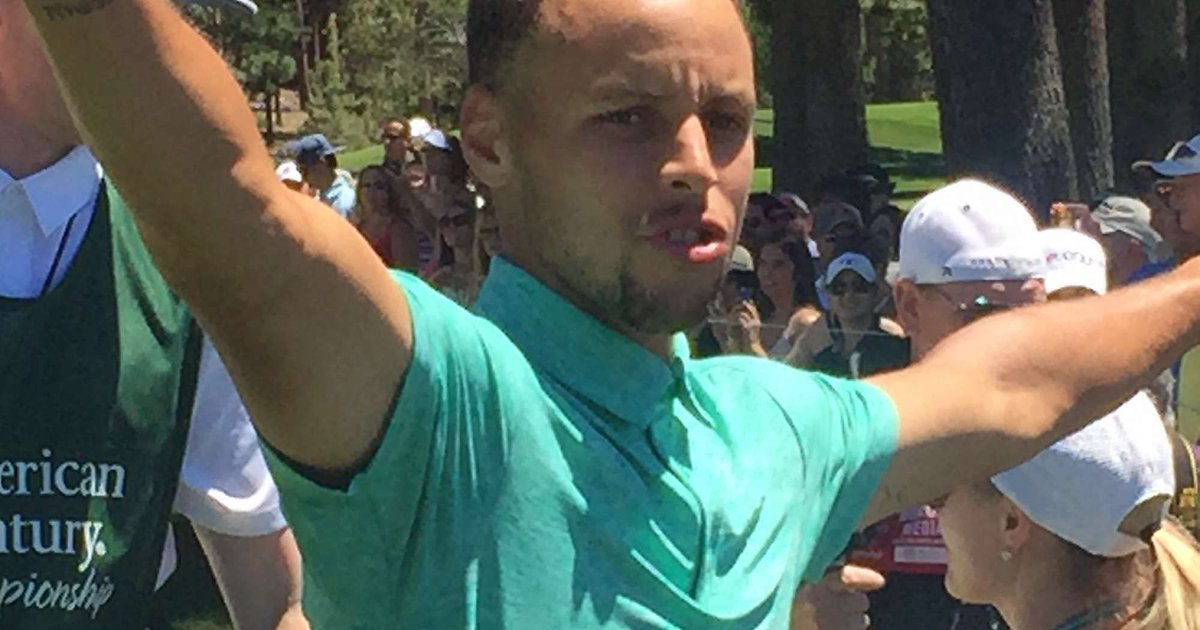 Mulder repeats as Tahoe champ as @StephenCurry30 & Timberlake steal show. via @AlSaracevic
