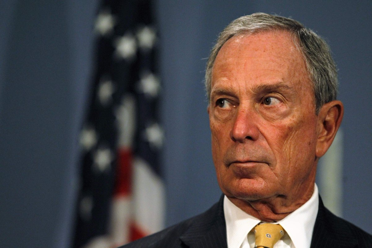 Dismayed by Trump, Michael Bloomberg will endorse Clinton