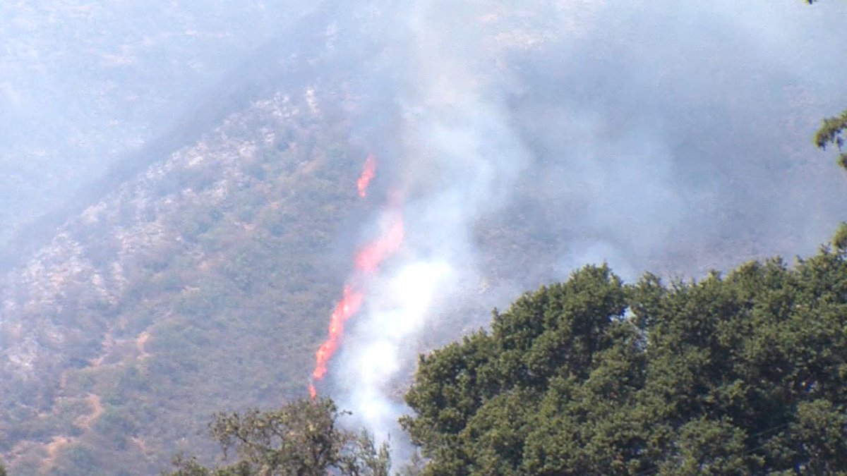 Soberanes Fire in Monterey County grows to 11,000 acres, containment currently at 5%. More