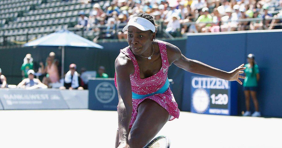 Konta upsets Venus at Stanford for first career title. via @Bruce_Jenkins1